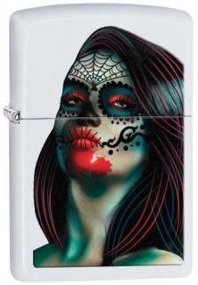 Zippo Day of the Dead Lady Tattoo 26010 feuerzeug