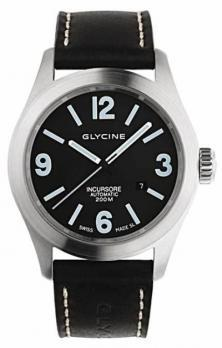 Glycine Incursore 46mm 200M Automatic Sap 3874.198 Uhren