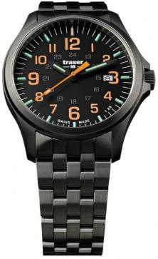 Traser P67 Officer Pro GunMetal Black/Orange 107870 uhren