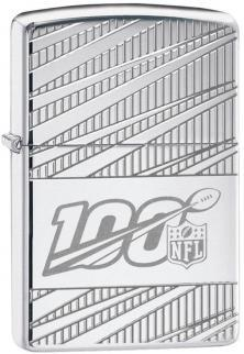 Zippo NFL 100th Anniversary 49041 Limited Edition feuerzeug