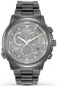 Citizen AT4117-56H Nighthawk Radiocontrolled  Uhren