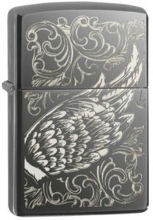 Zippo Filigree Flame and Wing 29881 feuerzeug