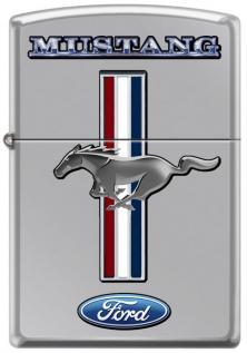 Zippo Ford Mustang 8472 feuerzeug