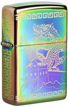 Zippo Great Wall of China 49045 feuerzeug