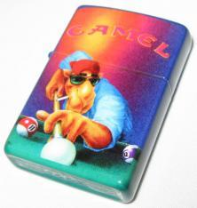 Zippo Camel Joe Pool Player 1993 feuerzeug