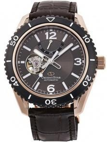 Orient Star RE-AT0103Y00B Open Heart Diver Automatic uhren