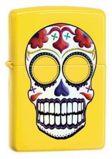 Zippo Skull - Day of the Dead 26371 feuerzeug