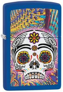 Zippo Day Of The Dead 28470 feuerzeug