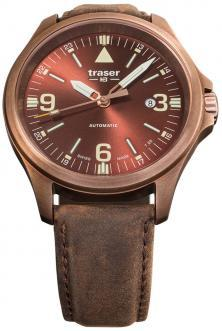Traser P67 Officer Automatic Bronze Brown 108073  uhren