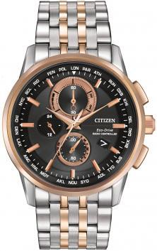 Citizen AT8116-57E Chrono Radiocontrolled Uhren