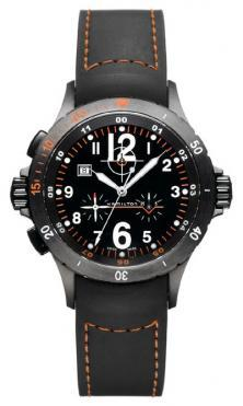 Hamilton Khaki Air Chrono Quartz H74592333 Uhren