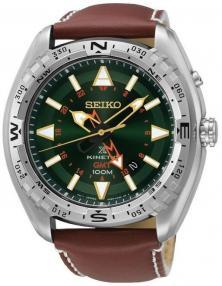Seiko SUN051P1 Prospex Kinetic GMT Uhren