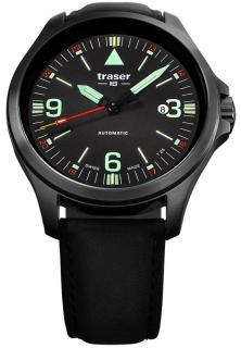 Traser P67 Officer Pro Automatic Black 108075 uhren