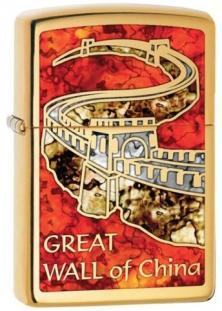 Zippo Great Wall Of China 29244 feuerzeug