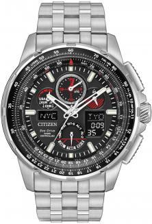Citizen JY8050-51E Skyhawk Radiocontrolled Uhren