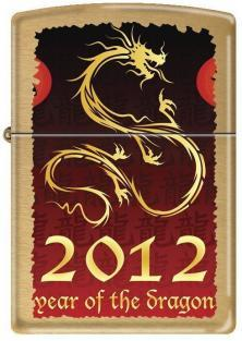 Zippo 2012 - Year of the Dragon 0238 feuerzeug