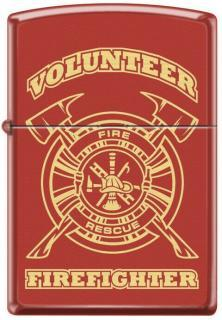 Zippo Volunteer Firefighters 0796 feuerzeug