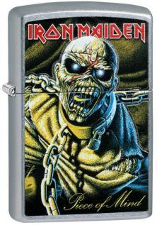 Zippo Iron Maiden Piece of Mind 29876 feuerzeug