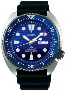 Seiko SRPC91J1 Turtle Save The Ocean Uhren