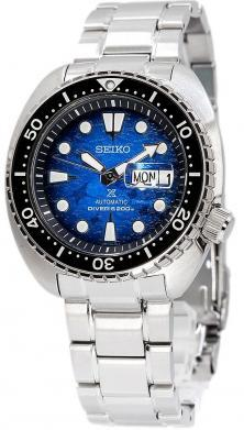 Seiko SRPE39K1 Save The Ocean Turtle Manta Ray King Turtle uhren