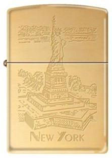 Zippo New York Statue Of Liberty 6526 feuerzeug