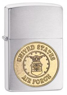 Zippo United States Air Force 208AFC feuerzeug