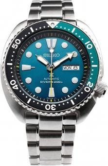 Seiko SRPB01K1 Prospex Sea Green Turtle Limited Edition Uhren