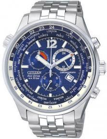 Citizen AT0360-50L Chronograph World Time Uhren