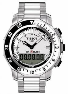 Tissot Sea Touch T026.420.11.031.00 - 33 % Uhren