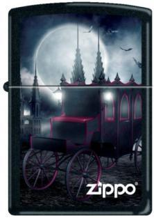 Zippo Goth Carriage And Bat 9216 feuerzeug