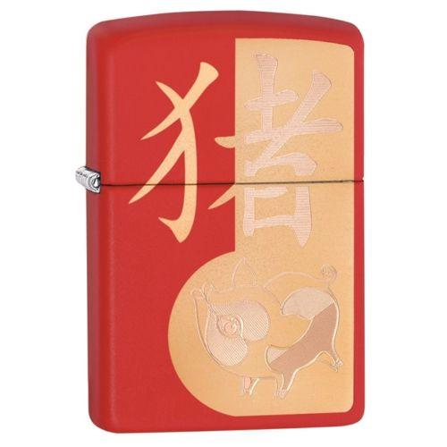 Zippo Year Of The Pig 29661 feuerzeug