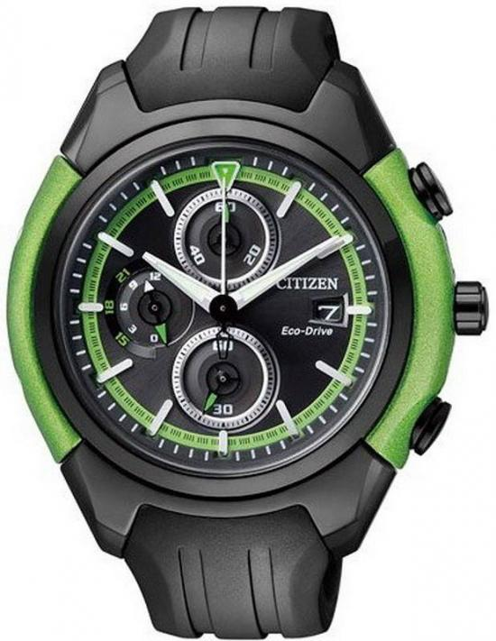 Citizen CA0289-00E Chronograph Eco-Drive uhren