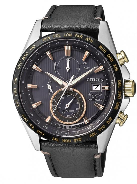 Citizen AT8158-14H Chrono Radio Controlled Uhren